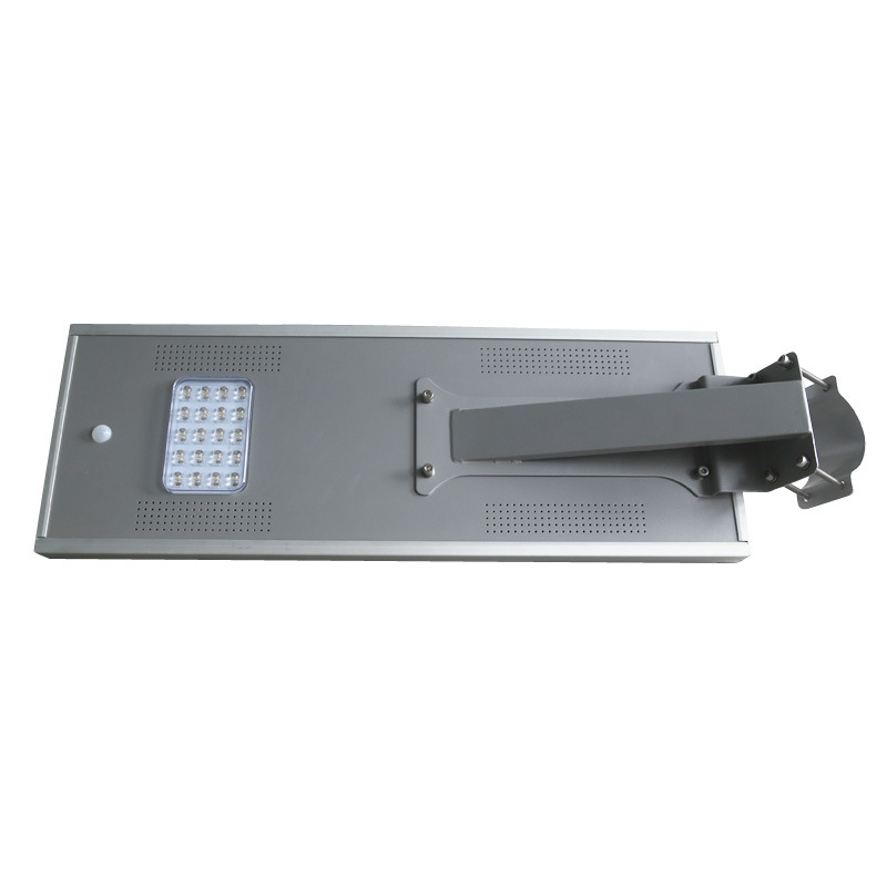 Waterproof IP65 LED Solar Street Light All in One