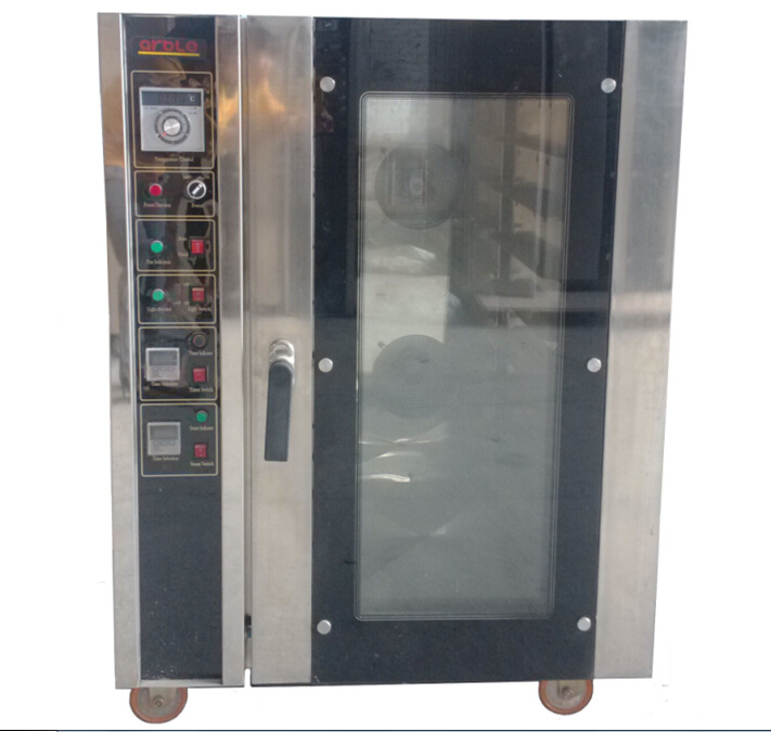 Gas 10 Trays Convection Oven