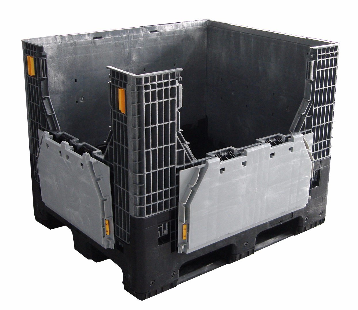 1200X1000X975 Collapsible Plastic Container Box for Storage