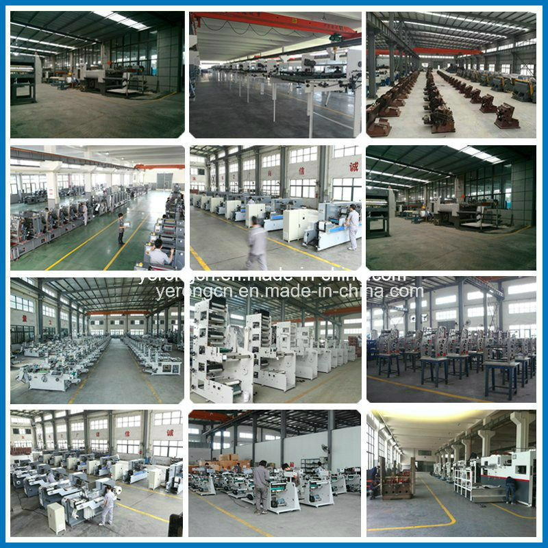 High Quality Fax Paper Roll Slitter and Rewinder Machine From China