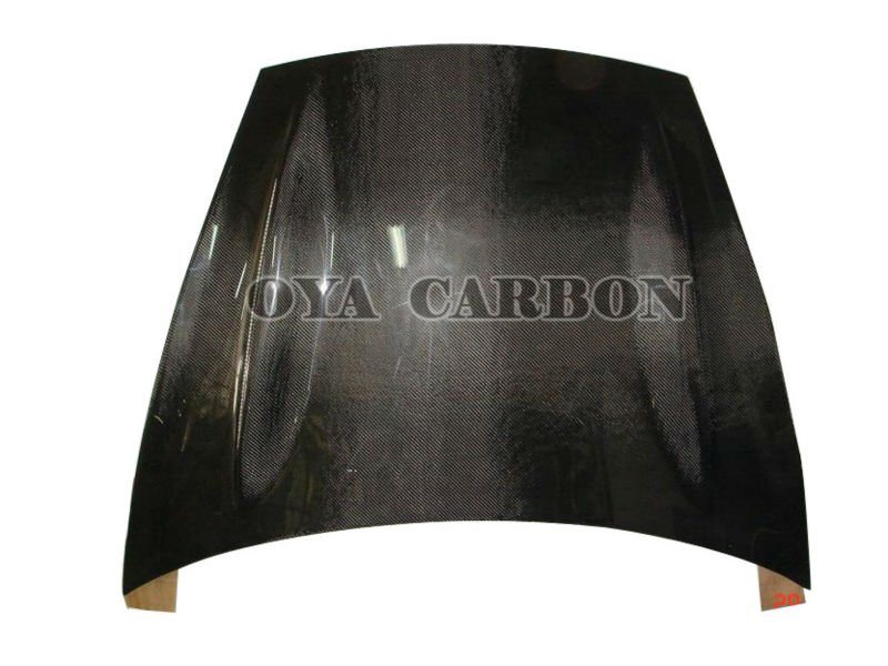 Car Body Carbon Fiber Front Hood Parts for Porsche Cayenne
