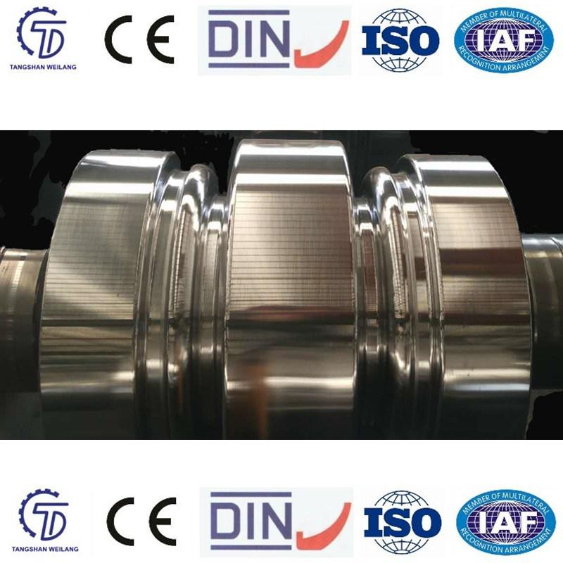 Graphitic Cast Steel Rolling Mill Rolls