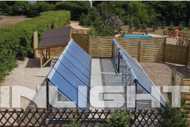 Piscina Bath Uso Sistema De Agua Caliente Solar Piscina Bath Uso Sistema De Agua Caliente