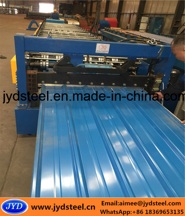 Corrugated PPGI for Steel Roofing Sheet for Somalia Market