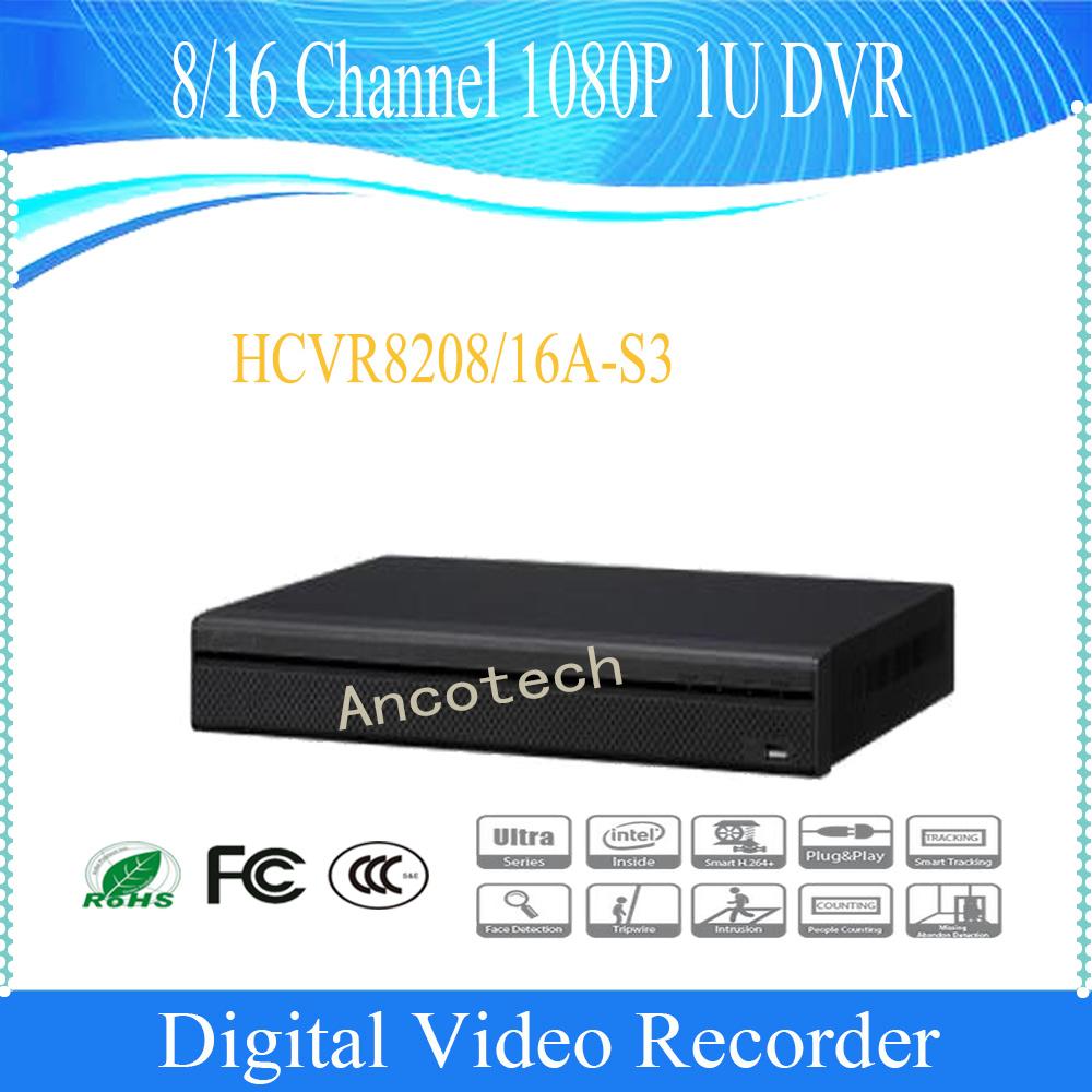 Dahua 16 Channel 1080P 1u HD DVR (HCVR8216A-S3)