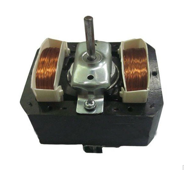 China squared cooling fan ac shaded pole induction motor for Shaded pole induction motor