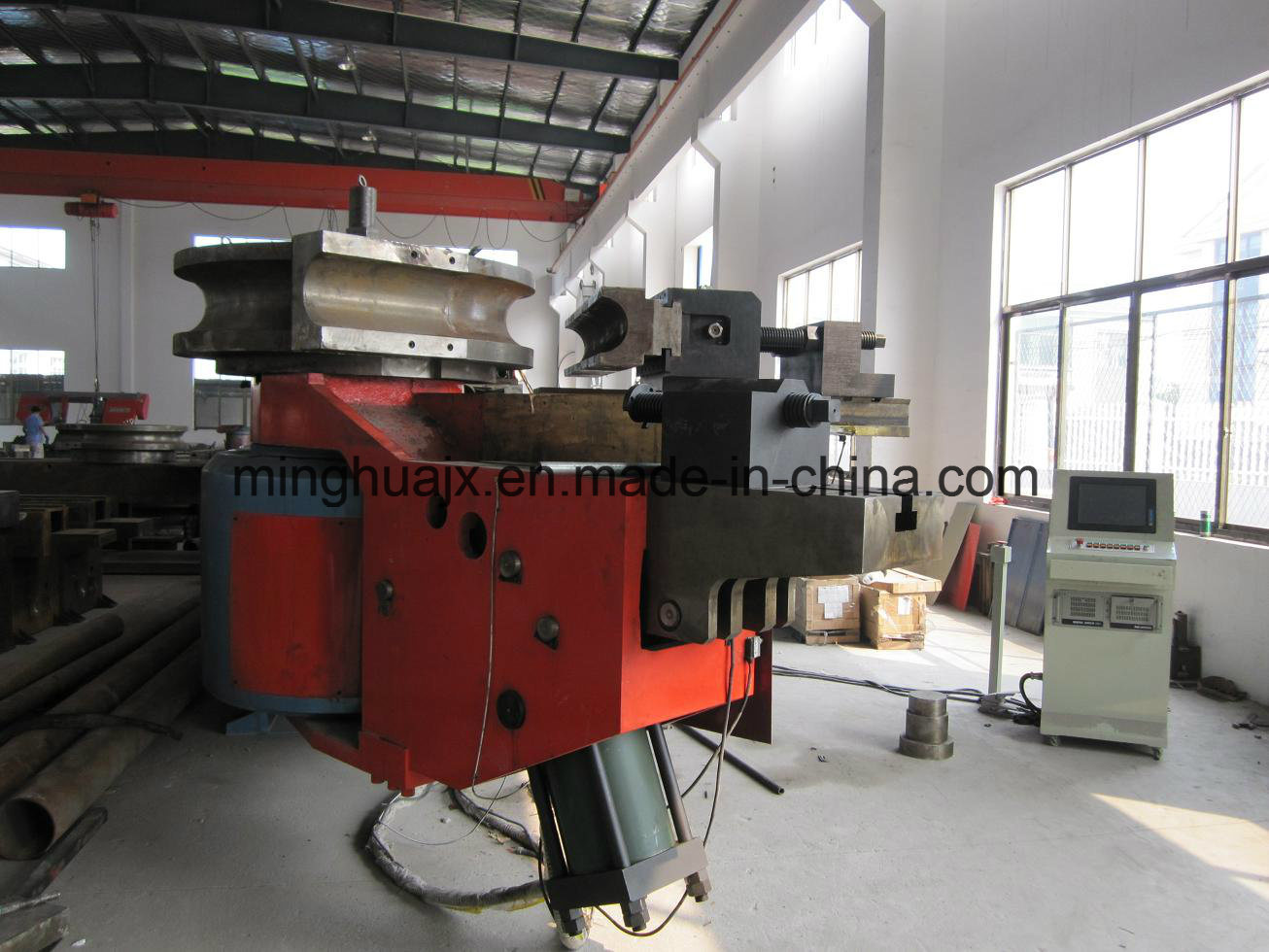 Automatic CNC Pipe Bending Machine for Big Size Dw219CNC
