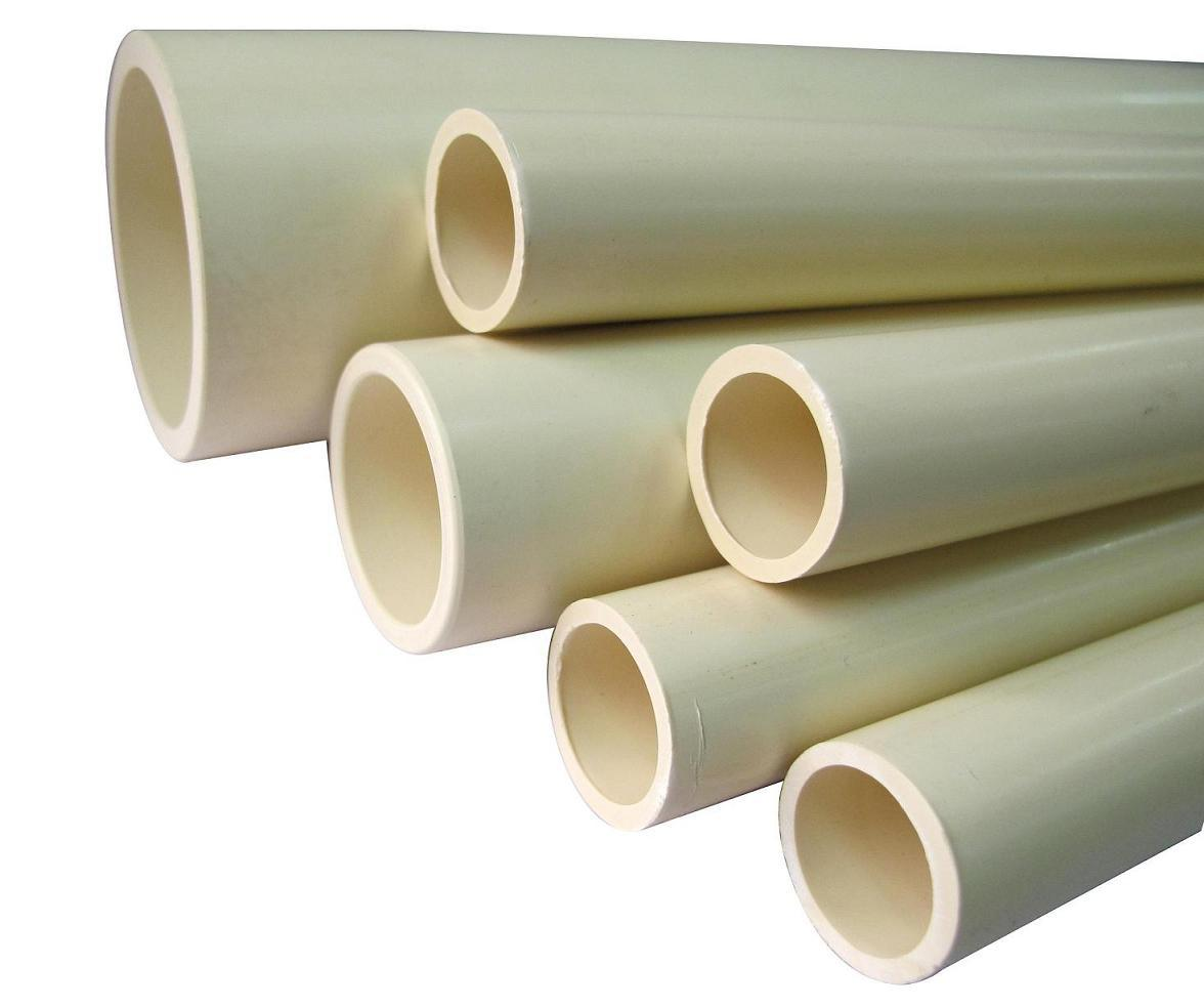 Cpvc pipes china cpvc pipes pvc c pipes for Water pipe material