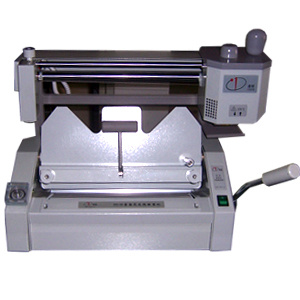 Desktop Manual 460mm Glue Binding Machine