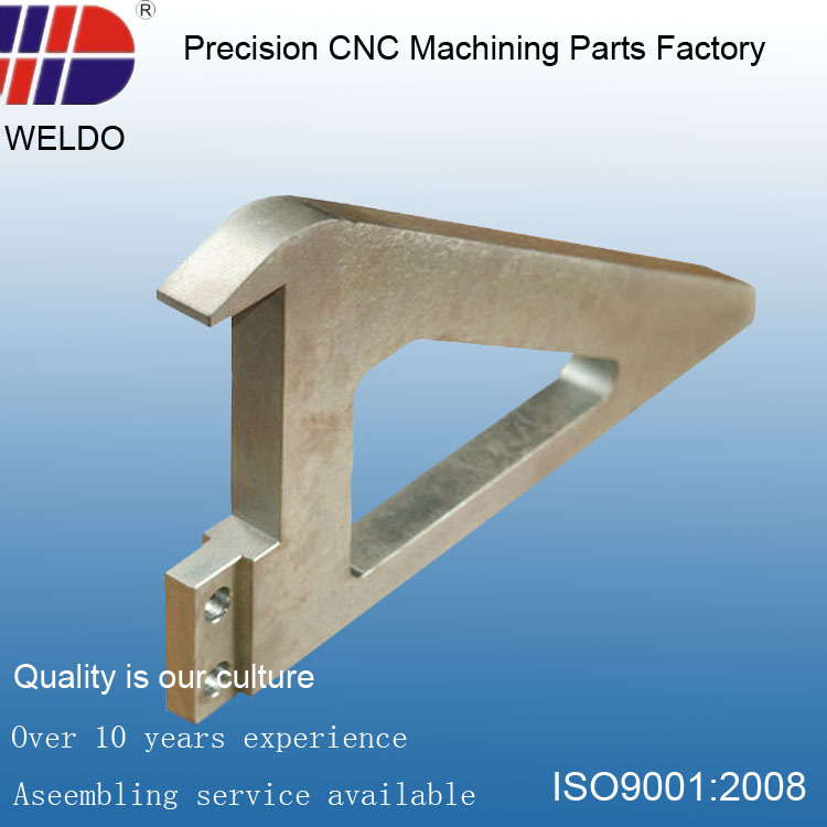 Factory Processing OEM High Precision Steel Machinery CNC Milling Parts