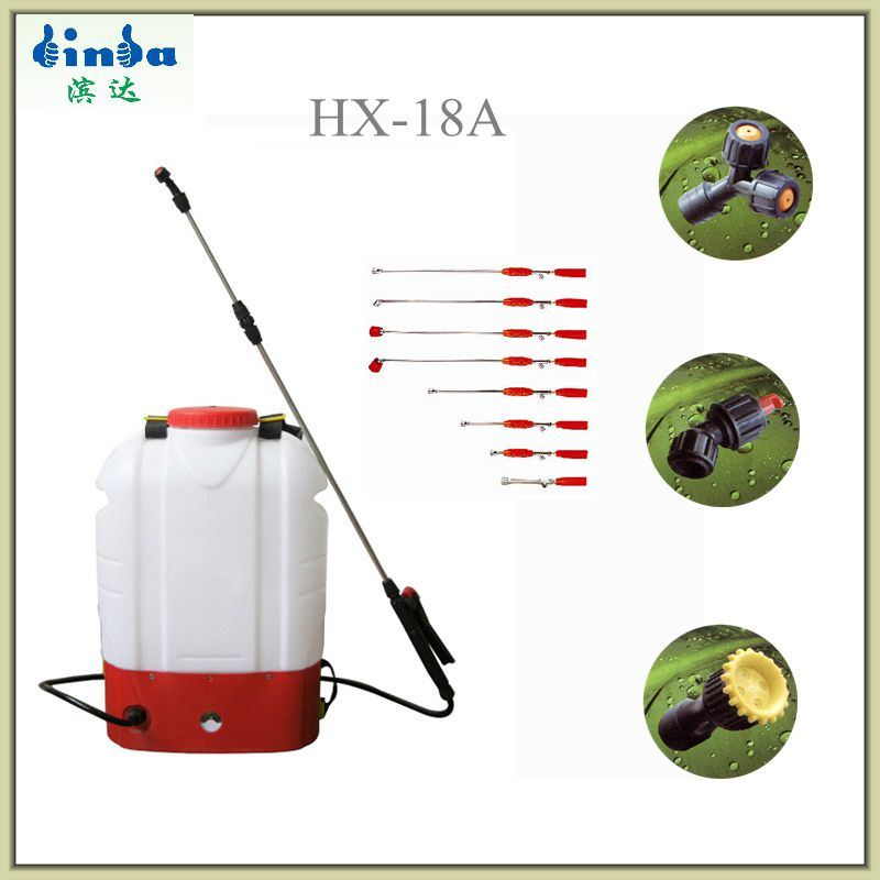 18L Electrical Battery Knapsack Garden Sprayers
