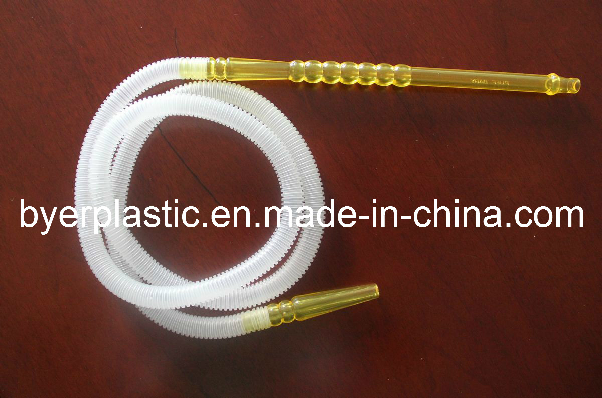 Disposable Plastic Hookah Smoking Hose Pipe