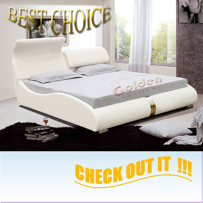 China latest bed design 2858 china latest bed design for Latest model bed design