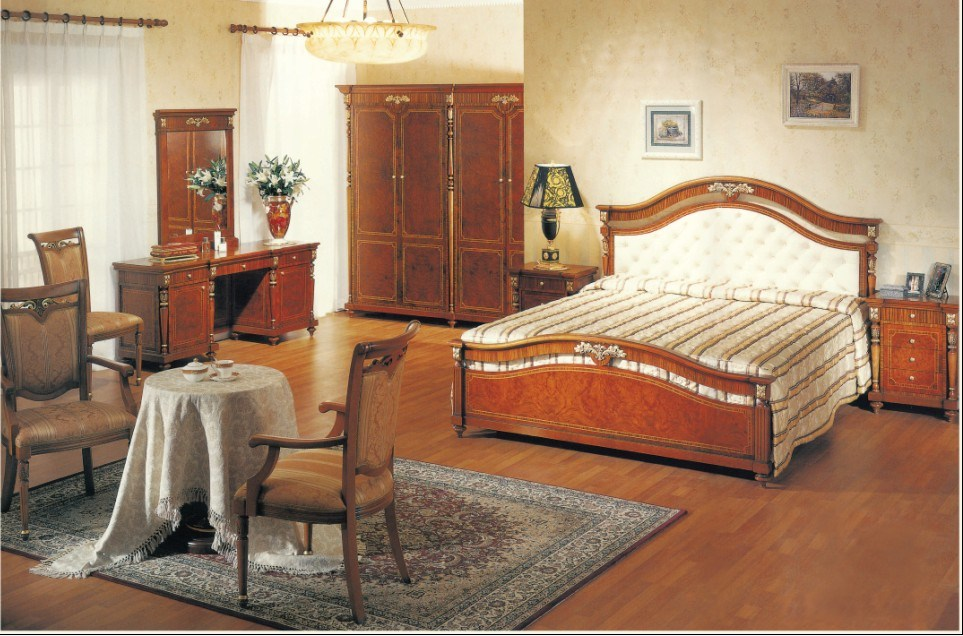 China Hotel Luxury Star Antique Bedroom Suite Luxury Star Hotel Furniture Sets Gl 006 Photos