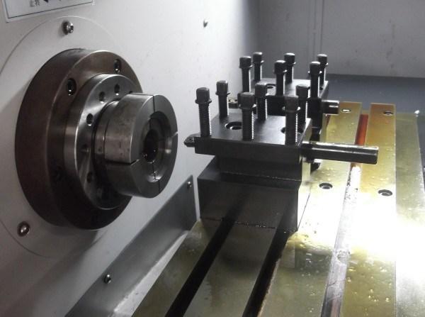 Cak630 CNC Lathe Machine Torno CNC From China