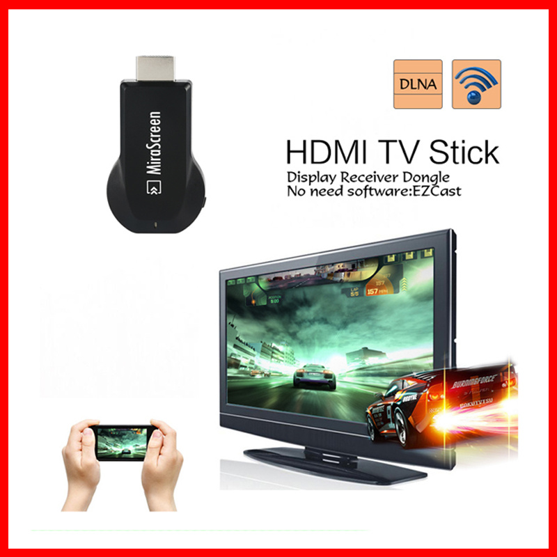 TV Dongle Mini PC Android Chromecast Android TV Stick Miracast