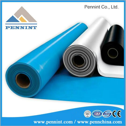 Polyvinyl Chloride Plastic PVC Waterproofing Membrane Roofing Material
