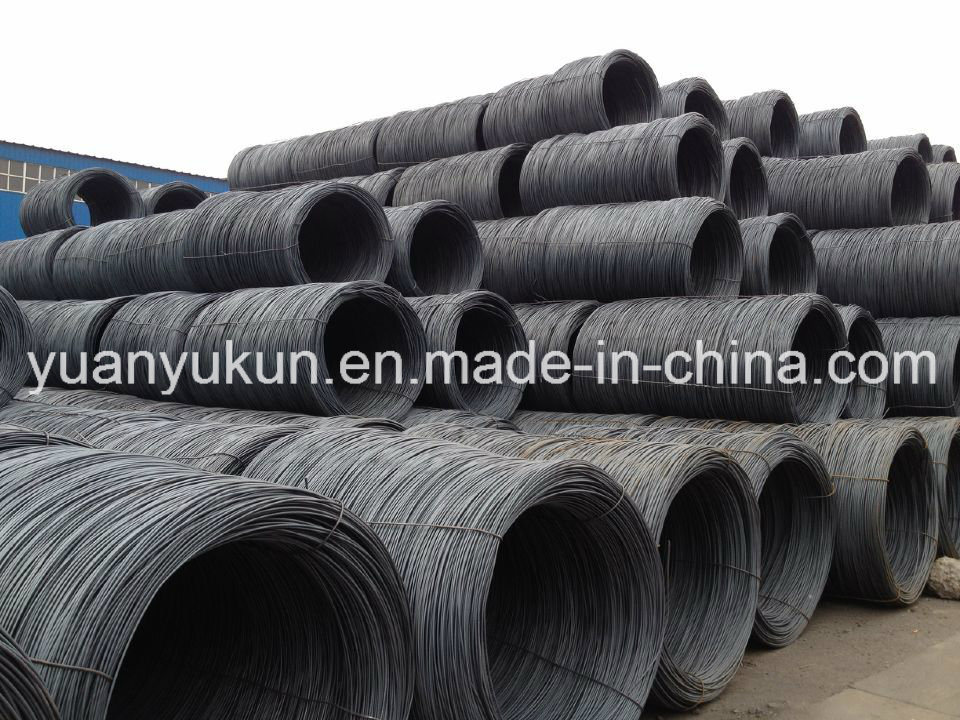 Low Carbon Steel Wire Rod, Construction Material