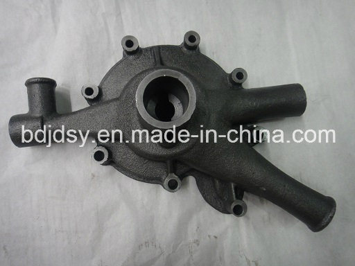 Sand Casting with CNC Machining Water Pump Cover