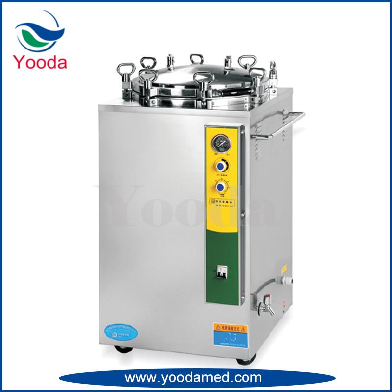 Full Stainless Steel Pressure Steam Sterilizer Autoclave