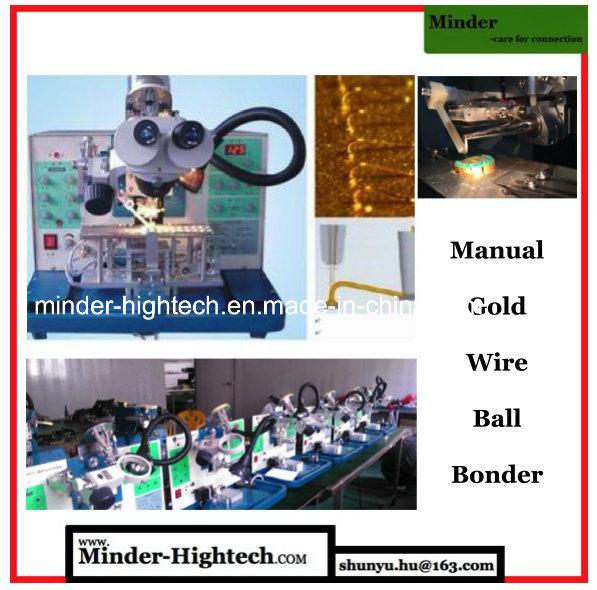 Manual Ultrasonic Gold Wire Ball Bonding Machine Mdbb1750