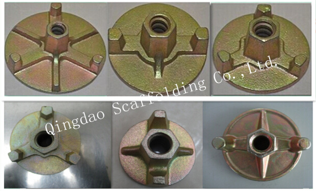 Durable Casting Wing Nut Full Set Formwork Accessories