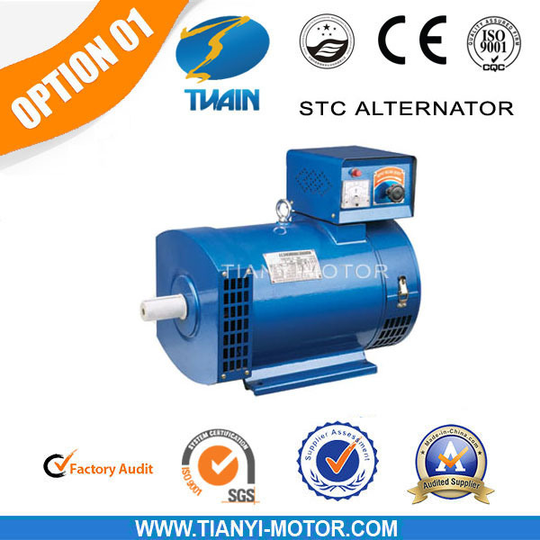 STC Three Phase AC Electric Alternator Generator