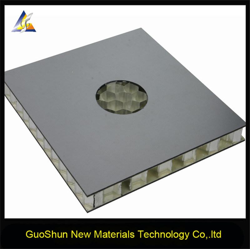 New Design Environmental PVDF/Power Coating Aluminum Honeycomb Panel