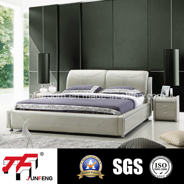 2016 Leather Soft Bed 8123