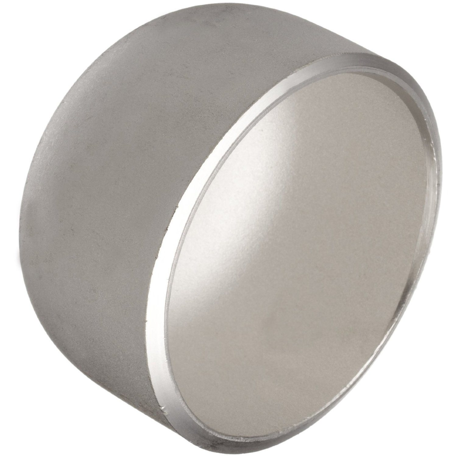 Stainless Steel 304/304L Butt Weld Pipe Fittings Cap