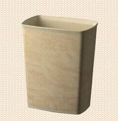 Plastic Contracted Ground Ash Barrel for Hotel Gpx-92)