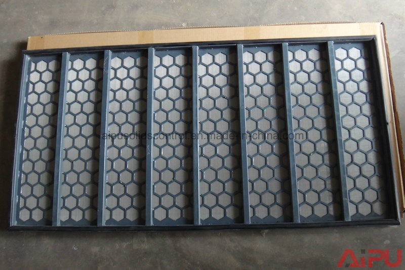 Oilfield Solids Control Shaker Screen Replacement for Sale