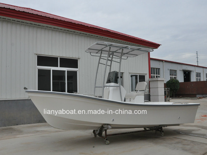 Liya 4.2-7.6meter Small Fiberglass Boat Cheap Fishing Boats for Sale