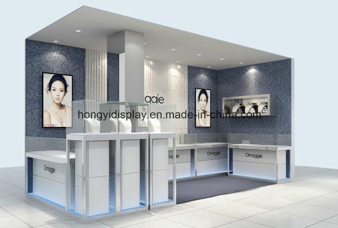 Perfume Stand, Cosmetic Display Rack, Cosmetic Wall Display