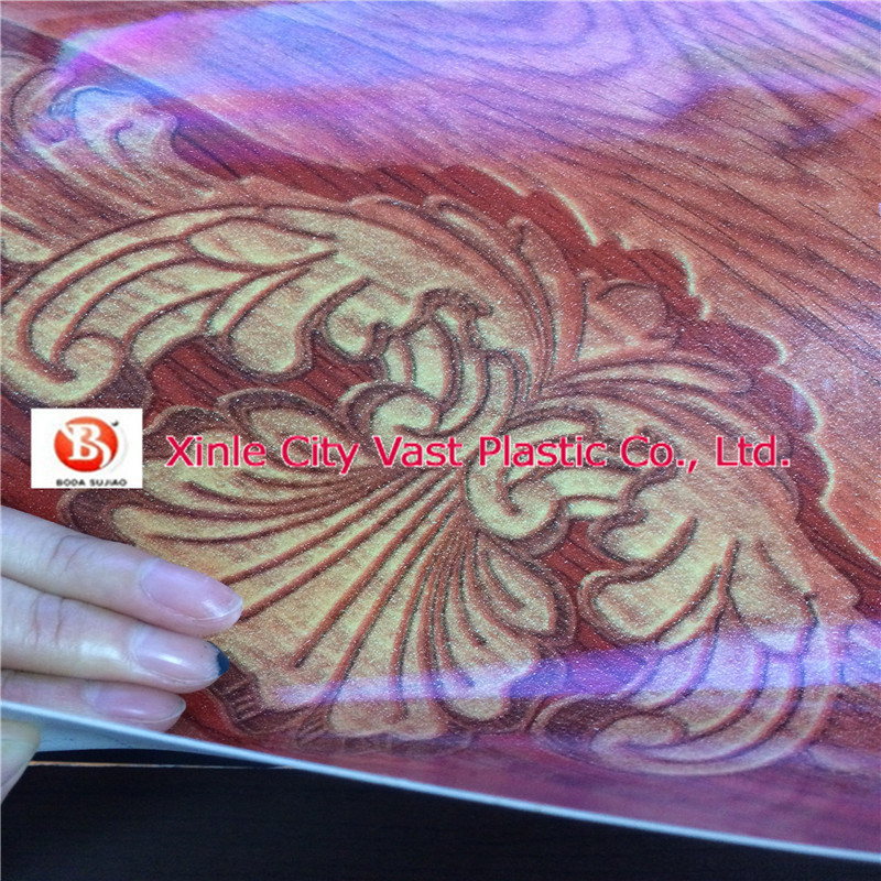 1.8mm Vinyl Flooring Sponge PVC Flooring