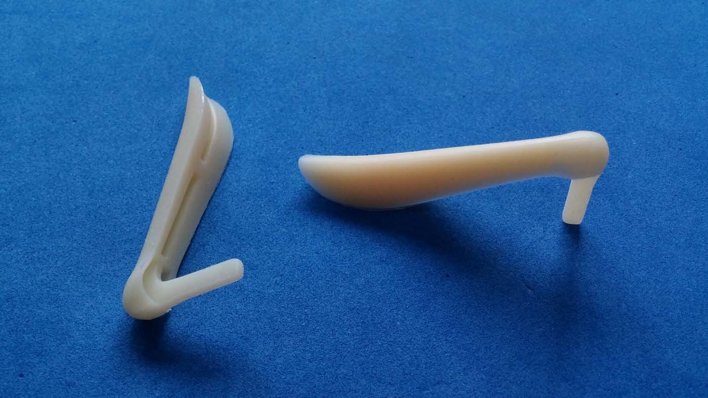 Rhinoplasty Silicone Nasal Implants