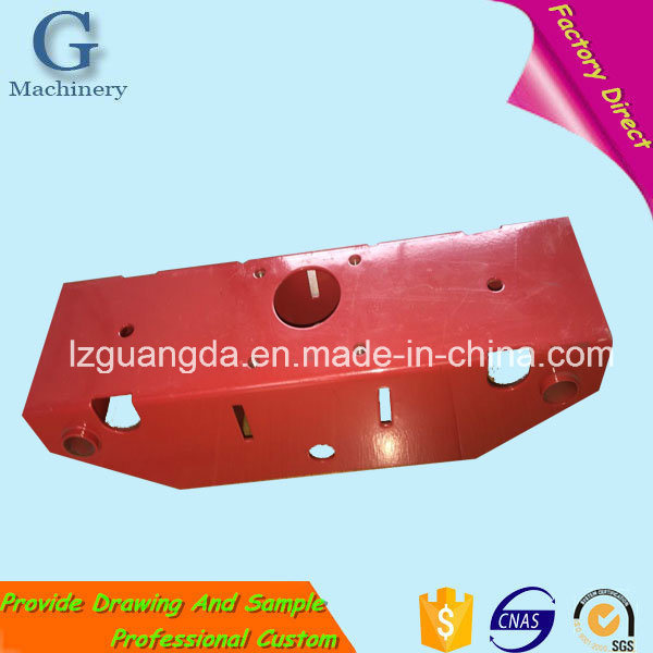 Custom OEM Powder Coating Metal Weldments for Machinery Parts
