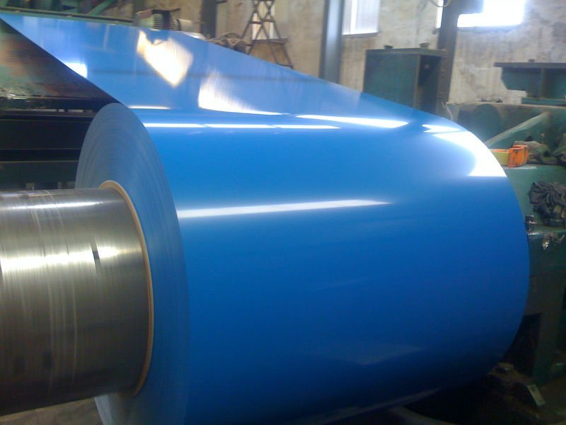 Flower Printing PPGI Prepainted Galvanized Steel Coil Hot Rolled Plate Steel