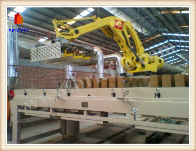 Advanced Brick Stacking Machine for Automatic Brick Plant