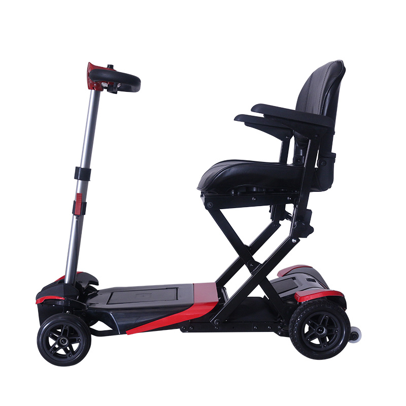Portable Disable Scooter to Easy Carry