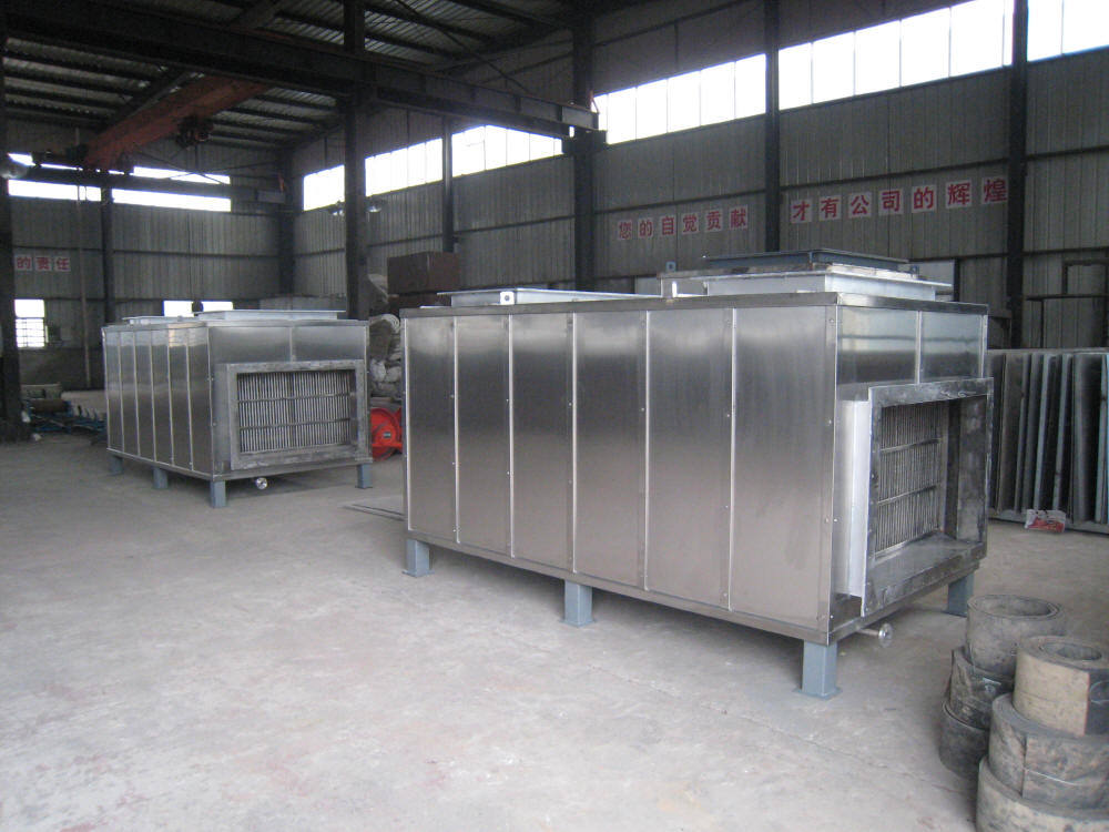 Waste Heat Recovery Heat Exchanger