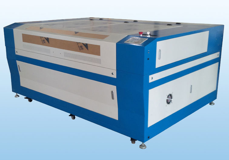 Flying CNC Laser Machine for Wood Acrylic Fabric Cutting