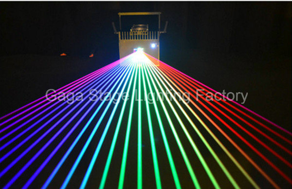 Economic Laser Projector RGB Laser Light for Stage Pub Wedding Disco