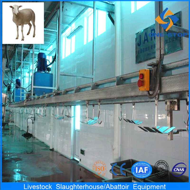 Goat Slaughter Equipment with Onestop Service