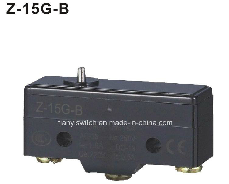 Contact Form Pushbutton Micro Switch