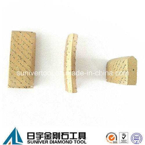 Arix Tech Core Drill Bit Segment for Drilling Reinforced Concrete