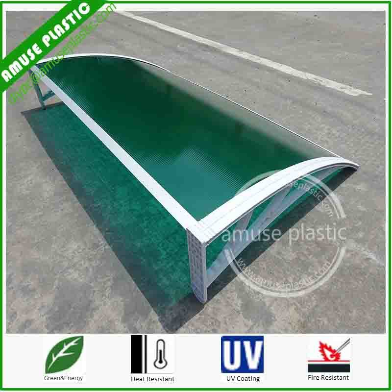 Easy to Fit Polycarbonate Door Canopy Window Awning Patio Covers pictures & photos