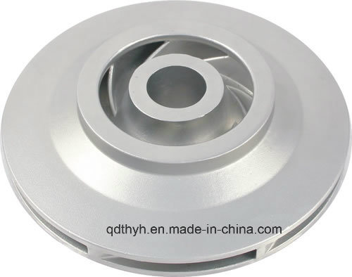 Custom Investment Casting, Precision Casting, Lost Wax Impeller