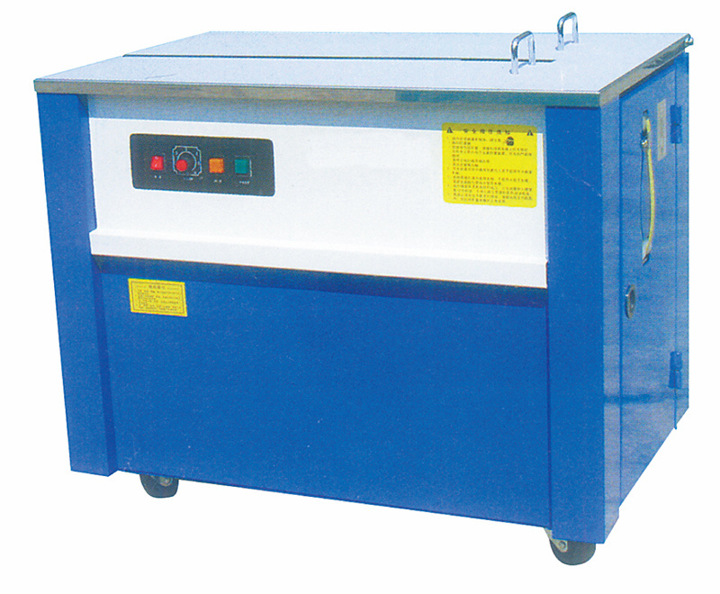 Semi-Automatic Packing Machine/Packing Machine/Semi-Automatic Strapping Machine/High Table Semi-Auto Strapping Machine