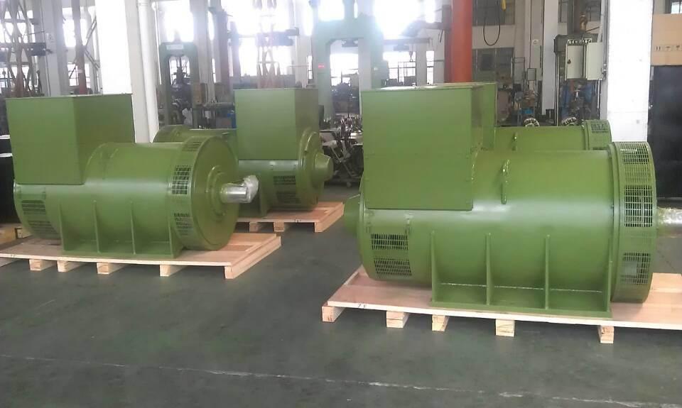 1800kw Stamford Type Brushless AC Alternator Generator